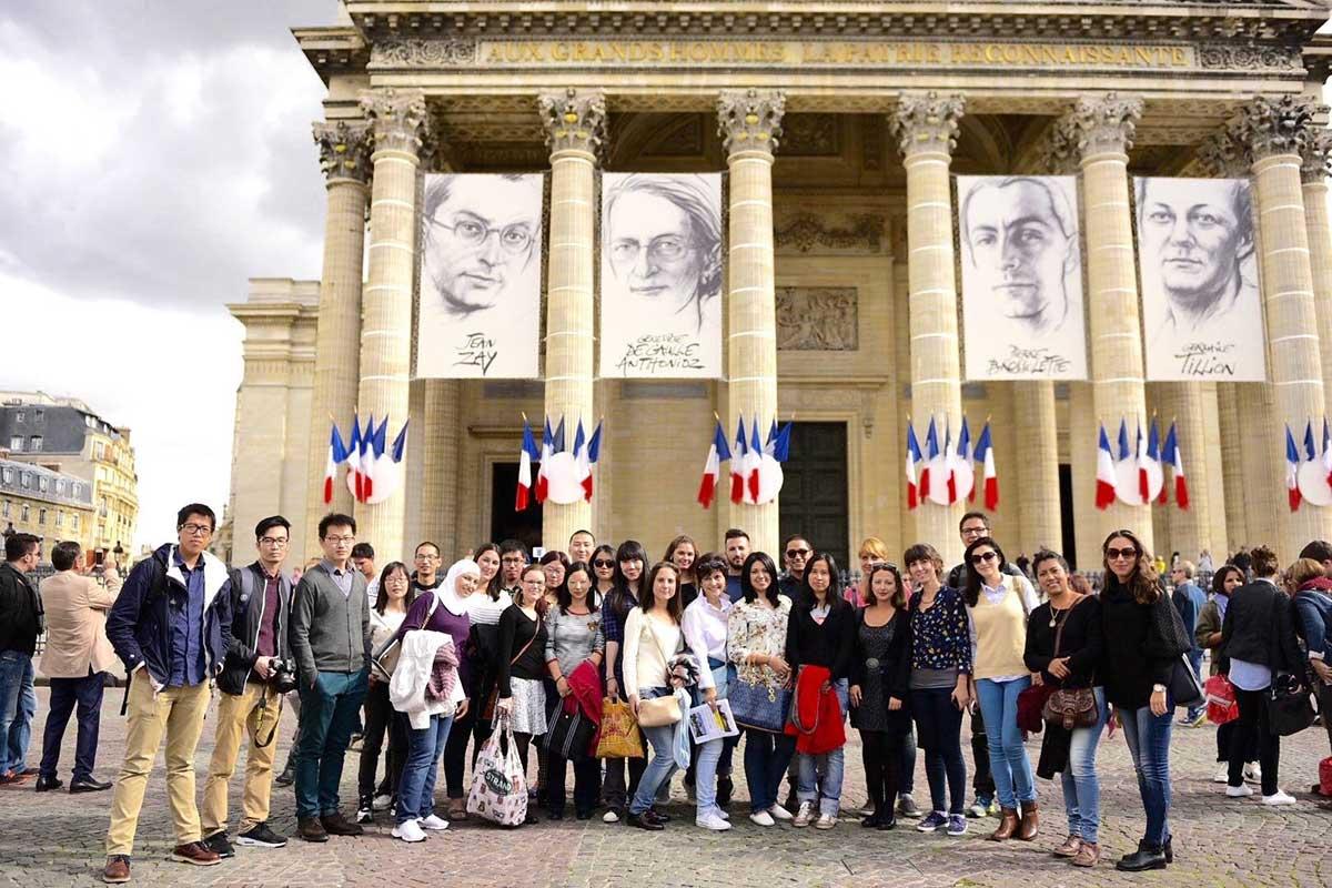 Apprendre le français - UPEC