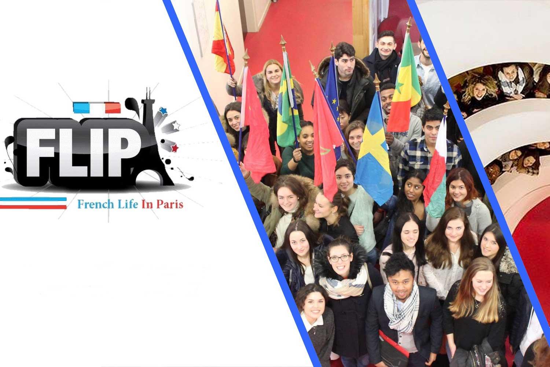 Devenez bénévole avec l'association FLIP !