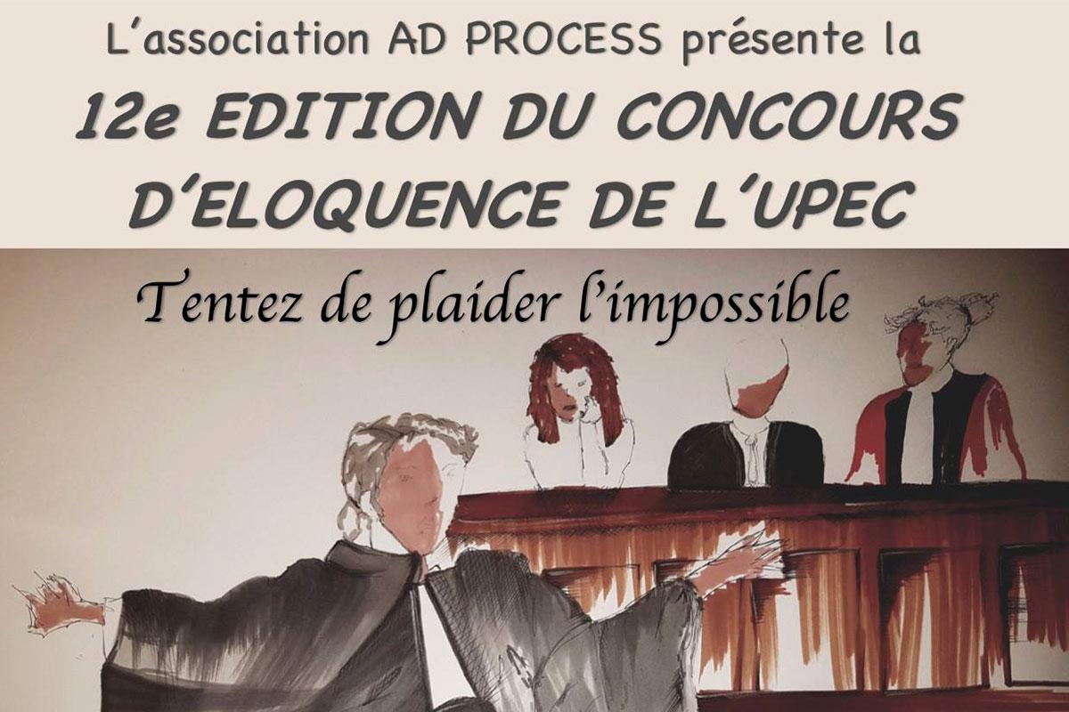 12e concours d'éloquence