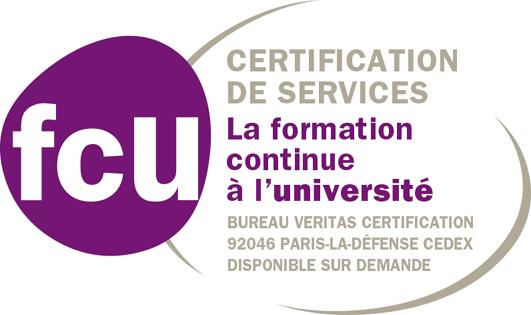 certification FCU