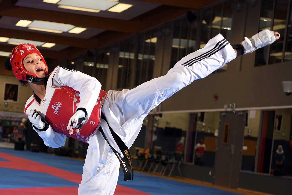 Taekwondo: deux nouvelles médailles pour Magda Wiet-Hénin